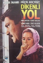 Dikenli Yol (1986) afişi