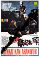 Dikkat Kan Aranıyor (1970) afişi
