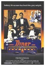 Diner (1982) afişi