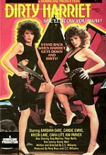 Dirty Harriet (1986) afişi