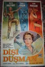 Dişi Düşman (1966) afişi