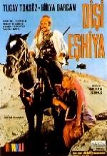 Dişi Eşkiya (1969) afişi