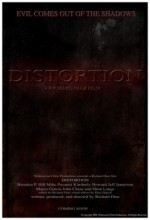 Distortion (2009) afişi