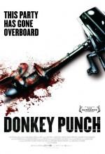 Donkey Punch (2008) afişi