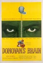 Donovan's Brain (1953) afişi
