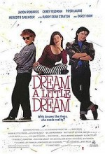 Dream A Little Dream (1989) afişi