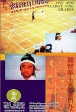 Du Bi Quan Wang Yong Zhan Chu Men Jiu Zi (1976) afişi