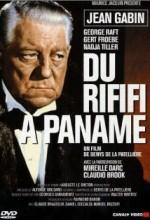 Du Rififi à Paname (1966) afişi