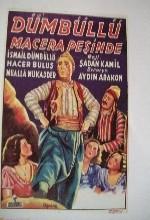 Dümbüllü Macera Peşinde (1948) afişi