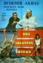 Düş Yakamdan Osman (1987) afişi