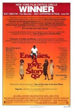 Düşmanlar: Bir Aşk Hikâyesi (1989) afişi