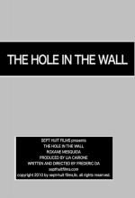 Duvardaki Delik (2010) afişi