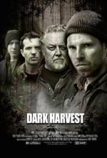 Dark Harvest (2015) afişi