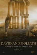 David and Goliath (2015) afişi