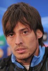 David Silva profil resmi
