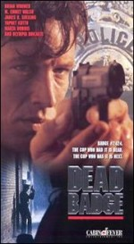 Dead Badge (1995) afişi