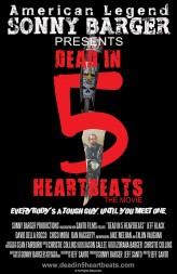 Dead in 5 Heartbeats (2013) afişi