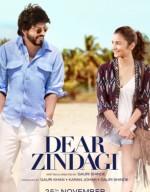 Dear Zindagi (2016) afişi