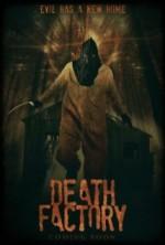 Death Factory (2014) afişi