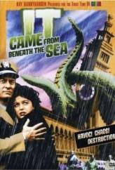 Denizin İçinden (1955) afişi
