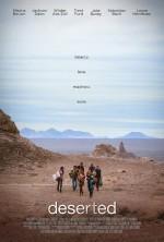 Deserted (2016) afişi