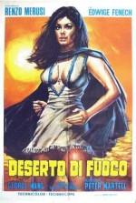 Deserto di fuoco (1971) afişi