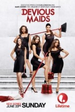 Devious Maids Sezon 1 (2013) afişi