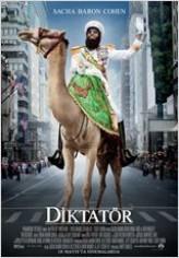Diktatör (2012) afişi