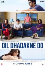 Dil Dhadakne Do (2015) afişi