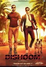 Dishoom (2016) afişi