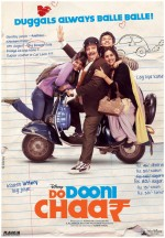 Do Dooni Chaar (2010) afişi
