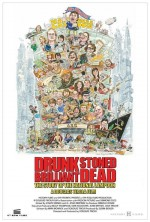 Drunk Stoned Brilliant Dead: The Story of the National Lampoon (2015) afişi