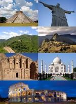 Dünyanın Yedi Harikası  afişi