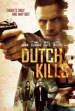 Dutch Kills (2015) afişi