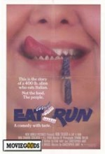 Eat And Run (1986) afişi