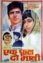 Ek Phool Do Mali (1969) afişi