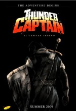 Captain Thunder (2011) afişi