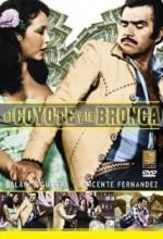El Coyote Y La Bronca (1980) afişi