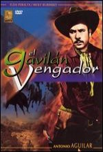 El Gavilán Vengador (1955) afişi