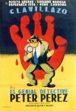 El Genial Detective Peter Pérez (1952) afişi