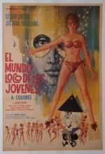 El Mundo Loco De Los Jóvenes (1967) afişi