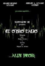 El Otro Lado (2008) afişi