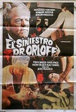 El Siniestro Doctor Orloff (1984) afişi