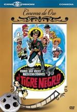 El Tigre Negro (1962) afişi