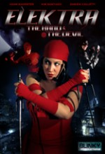 Elektra (the Hand & The Devil) (2009) afişi