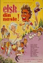 Elsk... Din Næste! (1967) afişi