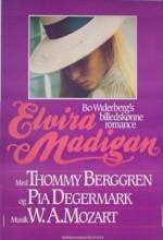 Elvira Madigan (1967) afişi