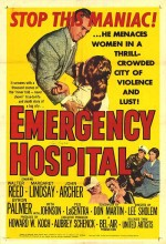Emergency Hospital (1956) afişi