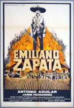 Emiliano Zapata (1970) afişi