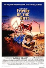 Empire Of The Ants (1977) afişi